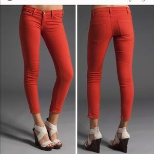 Current/ Elliot • burnt orange pants